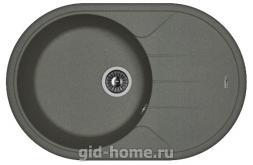 Мойка для кухни Лотос 780 Черный