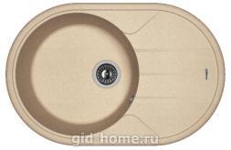 Мойка для кухни Лотос 780 Песок