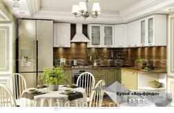 Модульная кухня Альфредо фото 1