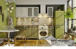 Модульная кухня Альфредо фото 2
