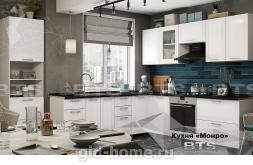 Модульная кухня Монро фото 1