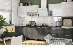 Модульная кухня Титан фото 2