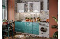 Модульная кухня Виола Нео Фрезеровка Бриз 2