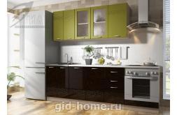 Модульная кухня Виола Нео Фрезеровка Бриз 3
