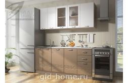 Модульная кухня Виола Нео Фрезеровка Бриз 6