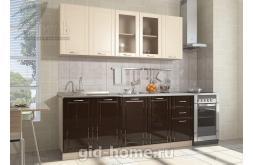 Модульная кухня Виола Нео Фрезеровка Грани 4