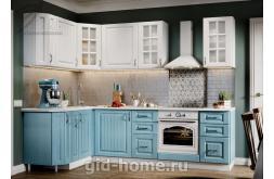 Модульная кухня Виола Нео Фрезеровка Кантри