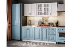 Модульная кухня Виола Нео Фрезеровка Кантри 2