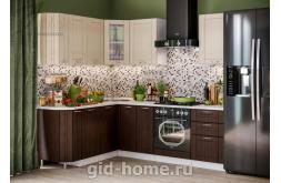 Модульная кухня Виола Нео Фрезеровка Модерн
