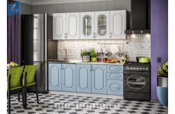 Модульная кухня Виола Нео Фрезеровка Премьера фото 1