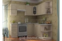Модульная кухня Виола Нео Фрезеровка Премьера фото 3