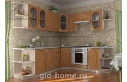 Модульная кухня Виола Нео Фрезеровка Премьера фото 4