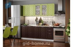 Модульная кухня Виола Нео Фрезеровка Прованс
