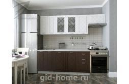 Модульная кухня Виола Нео Фрезеровка Прованс 1