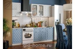 Модульная кухня Виола Нео Фрезеровка Прованс 2