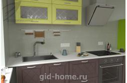 Модульная кухня Виола Нео Фрезеровка Прованс 5