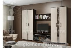 Модульная стенка в гостиную Флоренция фото 1