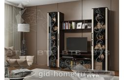 Модульная стенка в гостиную Флоренция фото 3