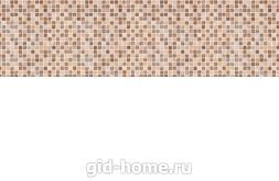 Кухонный фартук из ABS пластика Мозайка
