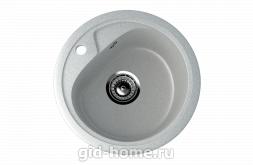 Мраморная мойка для кухни EcoStone ES-10 310 Серый