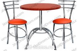Обеденная группа стол и стулья  № 24