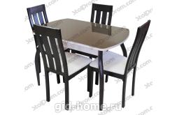 Обеденная группа стол и стулья  № 5