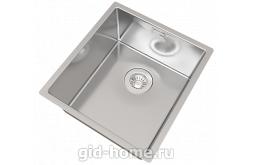 Мойка для кухни Оптима-НМ 400.400.10.10 фото 1