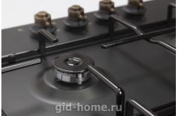 Панель газовая встраиваемая 4 х конфорочные SIMFER H60Q40L417 фото 4
