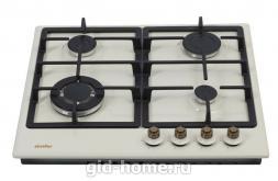 Панель газовая встраиваемая 4 х конфорочные SIMFER H60V41O517 фото 2