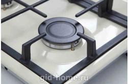 Панель газовая встраиваемая 4 х конфорочные SIMFER H60V41O517 фото 3