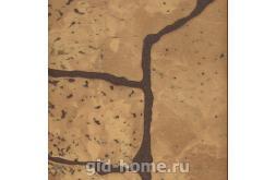 Панель листовая МДФ Камень коричневый (Алатау)