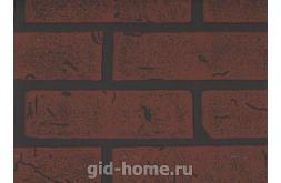 Панель листовая МДФ Кирпич с тиснением Красно-Коричневый