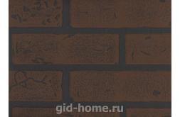Панель листовая МДФ Кирпич с тиснением Темный