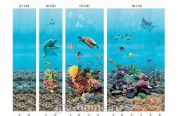 Панели ПВХ Panda Подводный мир