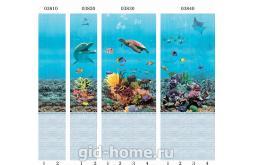 Панели ПВХ Panda Подводный мир 2
