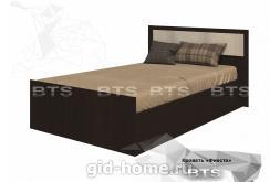 Полуторная кровать 0,9 Фиеста 1050x860x2034