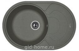 Мойка для кухни Родос 760 Черный