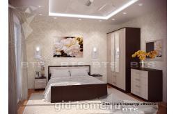 Спальный гарнитур Фиеста фото 1