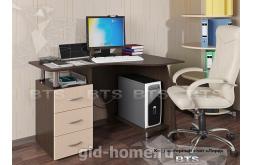Стол компьютерный угловой Лорд Ш1200xВ750xГ800