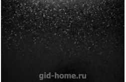 Столешница 1113 rad Черный ИНЕЙ