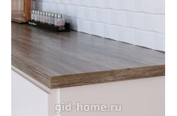 Столешница Кедр для кухни ДСП 2057 М Сосна Пондероса фото