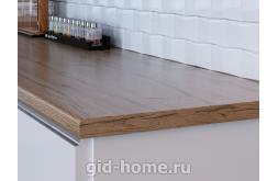 Столешница Кедр для кухни ДСП 2075 FL Дуб кера фото