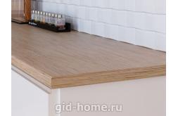 Столешница Кедр для кухни ДСП 3521 S Тростник фото