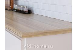 Столешница Кедр для кухни ДСП 7461 FL Редондо фото