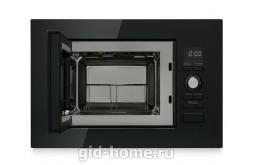 Встраиваемая микроволновая печь Midea AG 820 BJU-BL фото 1