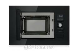 Встраиваемая микроволновая печь Midea AG 820 BJU-BL фото 3