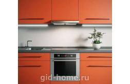 Встраиваемая вытяжка для кухни KRONAsteel JESSICA slim 500 WHITE push button фото 2