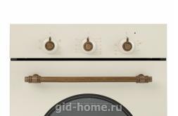 Встраиваемый электрический духовой шкаф SIMFER B4EO16017 фото 2
