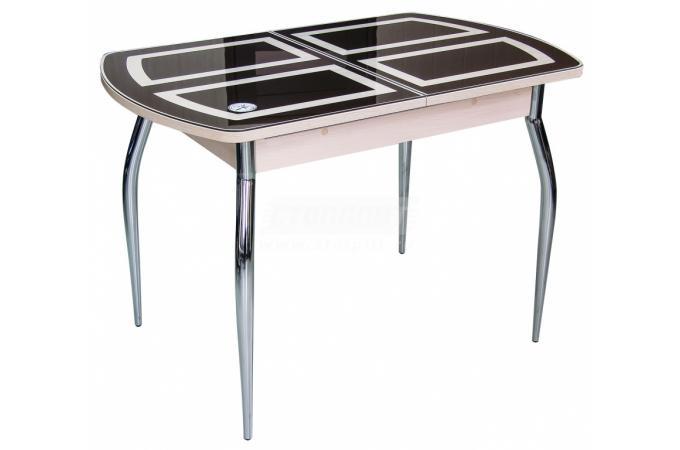 Кухонный стол раздвижной  асти-01