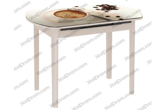 Кухонный стол раздвижной Асти фото дп
